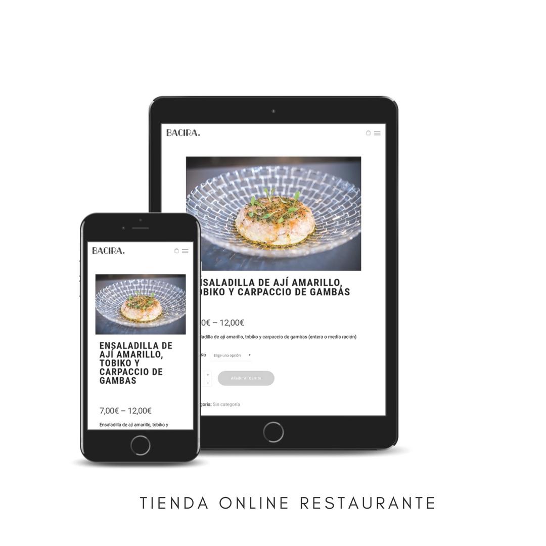 Agencia experta en diseño web responsive para restaurantes