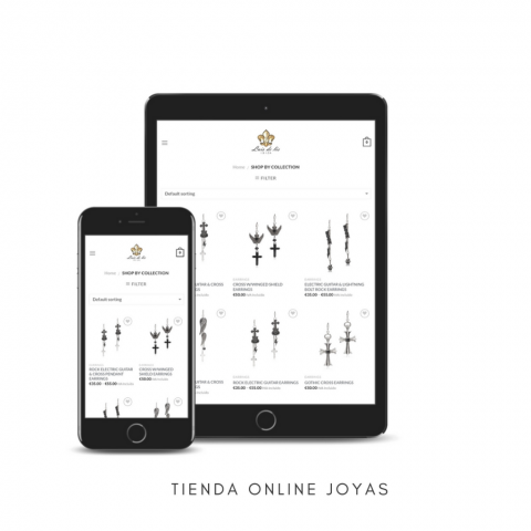 Diseño Tiendas online multiidioma