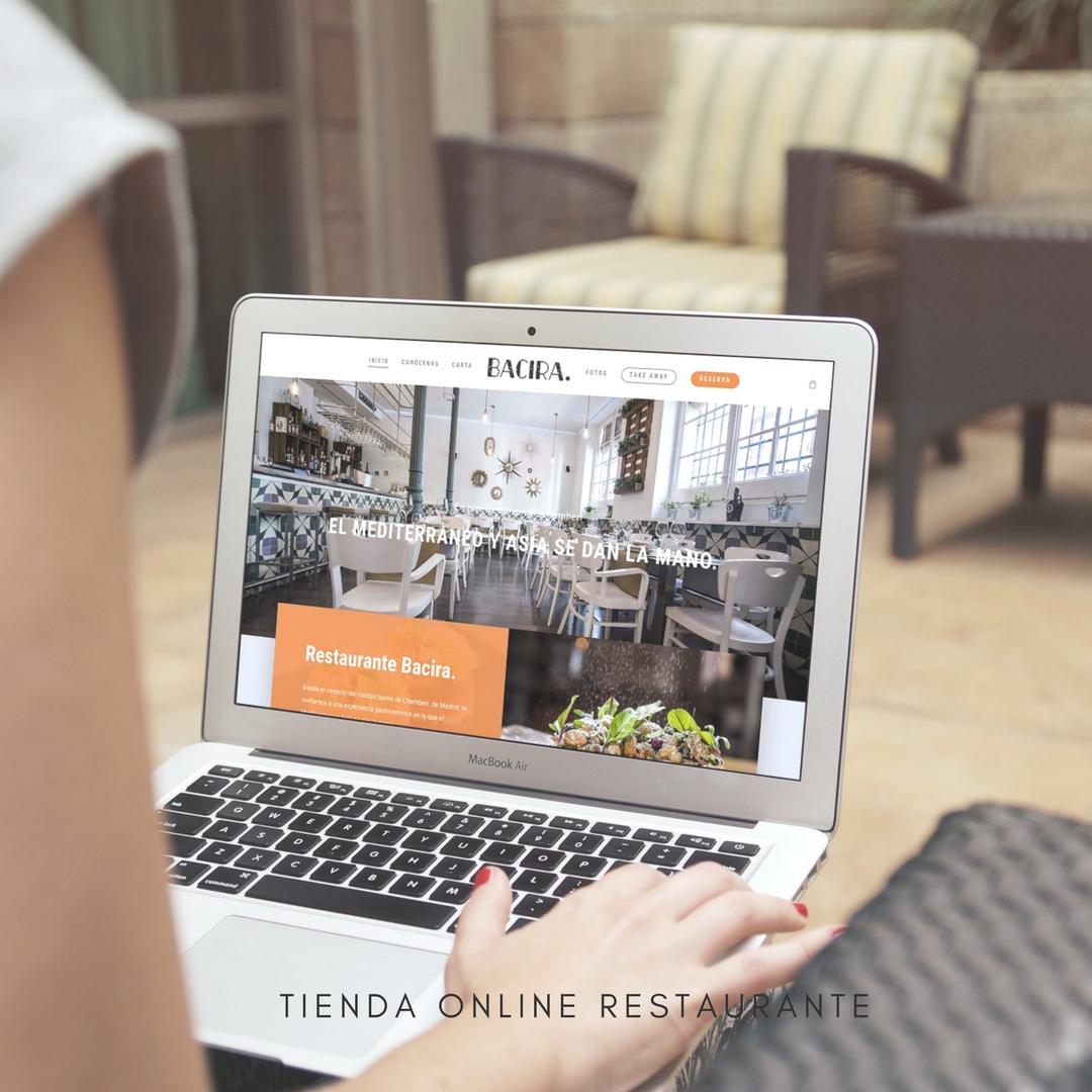 Agencia Diseño web para restaurantes