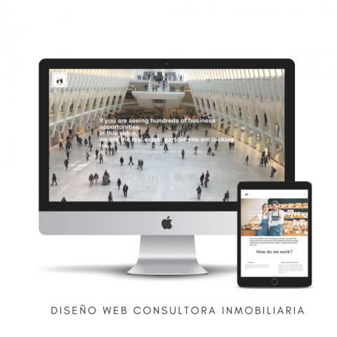 DISEÑO WEB DESPACHO ABOGADOS